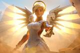 《守望先锋》玩家请愿恢复天使大招语音 官方允诺