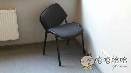 听说这张椅子能让人想起霍金