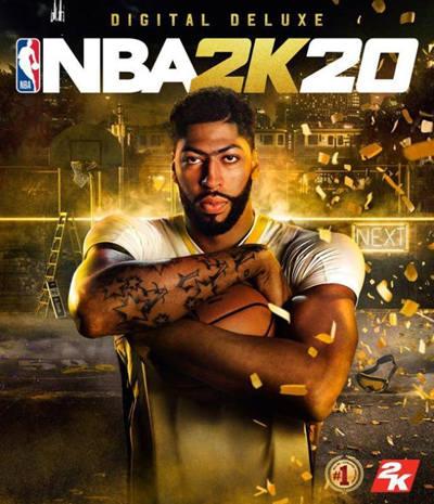 《NBA 2K20》8月推主机试玩版