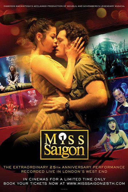 西贡小姐 二十五周年表演