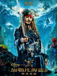 加勒比海盗5:死无对证(普通话)