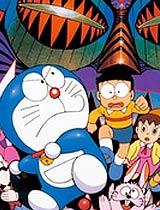 哆啦A梦1993剧场版:大雄与白金迷宫 国语版