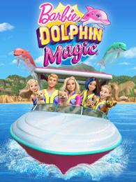 芭比之海豚魔法 英文版
