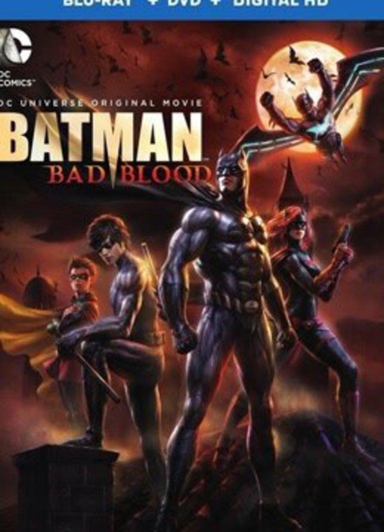蝙蝠侠:坏血