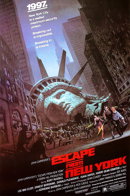 纽约大逃亡