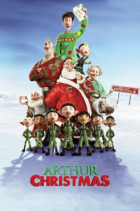 亚瑟·圣诞