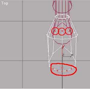 深入了解3DMAX建模技术--蚂蚁实例(下)