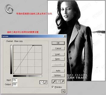 photoshop抠图教程-通道抠图实例